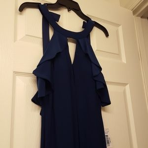 Beautiful long evening gown